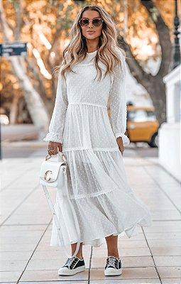 SPRING PREVIEW    Vestido Longo Mariah