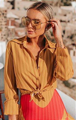 SANTORINI | Camisa Listras Milos