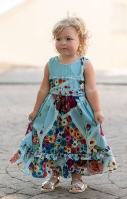 OCEAN VIEWS | Vestido Blessinha Milagres
