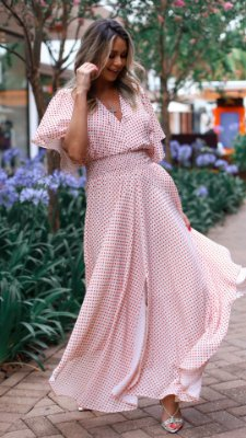 BLESSED FRIDAY | Vestido Polka Dots