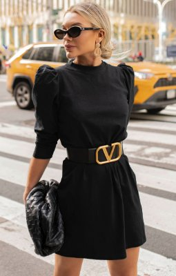 NYC COLLECTION | Vestido Bufante Night Out