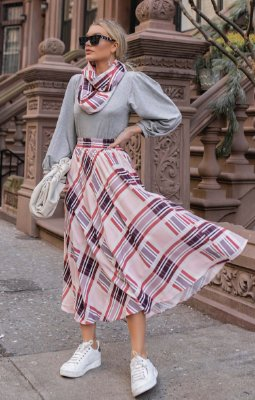 NYC COLLECTION | Saia Midi Manhattan