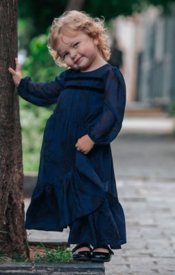 NYC COLLECTION | Vestido Blessinha Victoriana
