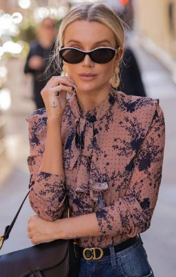 NYC COLLECTION   Camisa Rosetta