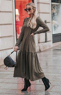 L'AMOUR COLLECTION   Vestido Longo Lorran Colors