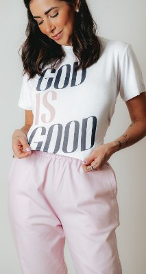 T-shirt God Is Good | BLESSED ART