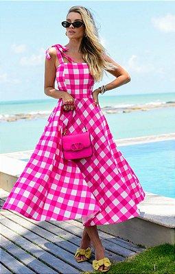 Vestido Emmanuelle Pink | RIVIERA FRANCESA