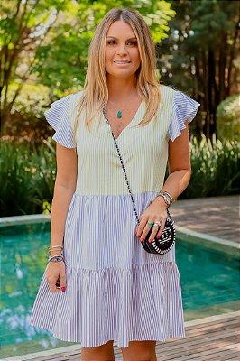 Vestido Hadria Pop Verde | RIVIERA FRANCESA