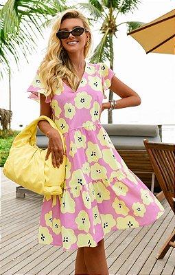 Vestido Florence Curto | RIVIERA FRANCESA