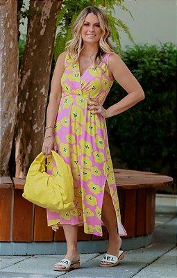 Vestido Florence Midi | RIVIERA FRANCESA