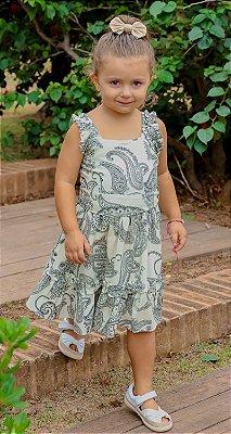 Vestido Blessinha Éve | RIVIERA FRANCESA