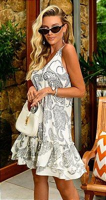 Vestido Curto Éve | RIVIERA FRANCESA