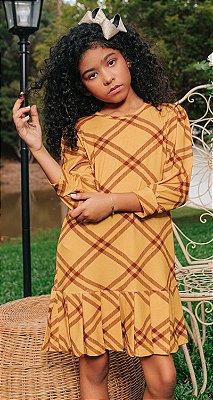 Vestido Infantil Blessinha Fernanda | WINTER Blessed