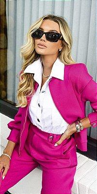 Jaqueta Malha Power Isabella | DNA BLESSED