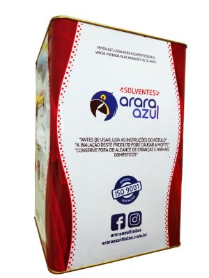 THINNER 8116 ARARA AZUL