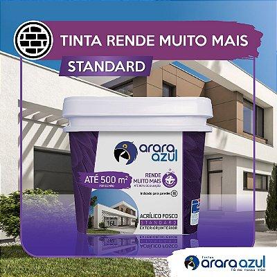 ACRÍLICO STANDARD RENDE MUITO MAIS ARARA AZUL