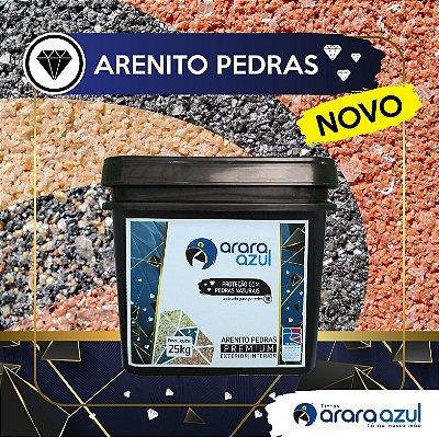 ARENITO PEDRAS ARARA AZUL