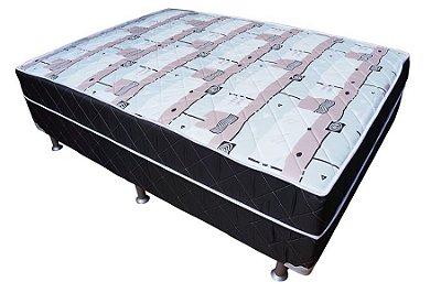 Conjunto Box Ortobom Dueto 138X188X43