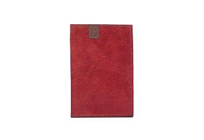 Carteira Bifold Vermelha