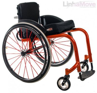 Cadeira de Rodas Smart - VEGA