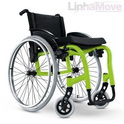 Cadeira de Rodas Ortobras - Star Lite 2017