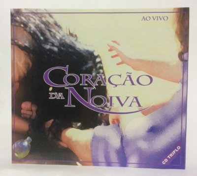 CD Coração da Noiva - Casa de Davi