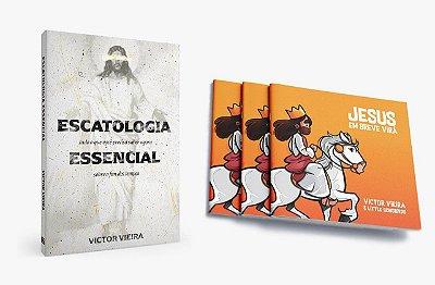 COMBO Victor Vieira - 4 livros