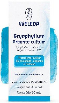 Bryophyllum Weleda D2 Argento Cultum Líquido, 50ml