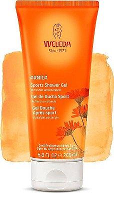 Arnica Weleda Shower Gel, 200 ml