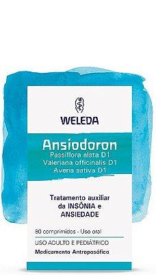 Ansiodoron Weleda, 80 Comprimidos