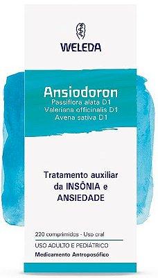Ansiodoron Weleda, 220 Comprimidos
