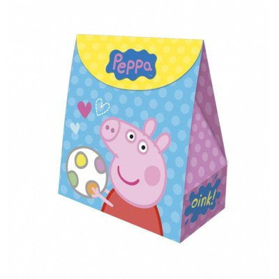 Caixa Surpresa - Peppa Pig - 08 unidades
