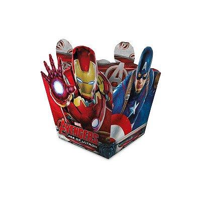 Cachepot Os Vingadores - 8 unidades