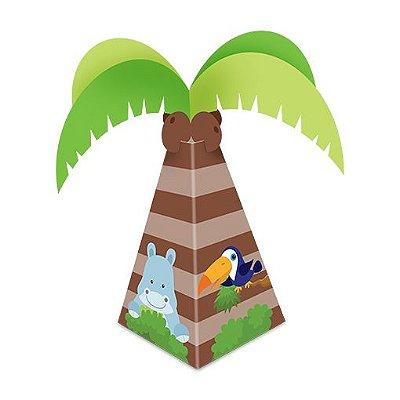 Caixa de Bala Coqueiro Bem Vendo à Selva
