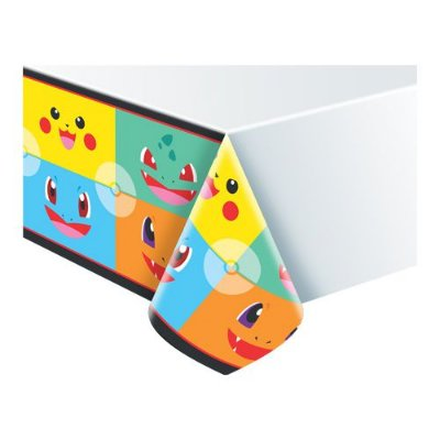 Toalha de Mesa - Pocket Monsters