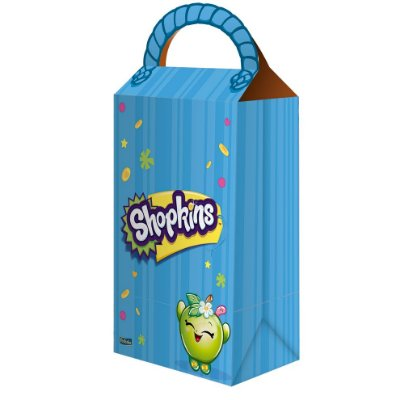 Caixa Surpresa - Shopkins - 08 unidades