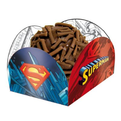 Porta Forminha Superman