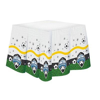 Tolha Plástica de Mesa - Apaixonados Por Futebol