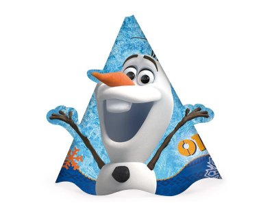 Chapéu de Aniversário Olaf