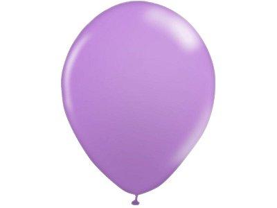 Balão Látex  N° 9 Lilás - 50 unidades