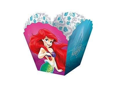 Kit Cachepot - Ariel, A Pequena Sereia - 03 pacotes