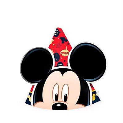 Chapéu Mickey Clássico - 08 unidades