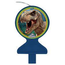 Vela de Aniversário Jurassic World