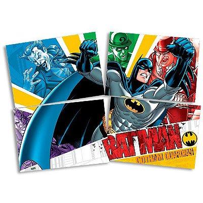 Painel 4 Folhas - Batman