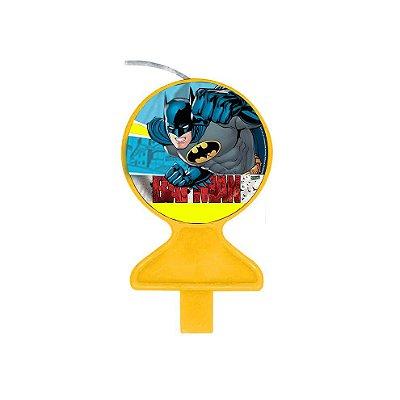 Vela de Aniversário Batman