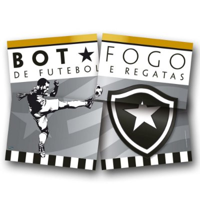Painel de Parede Gigante Botafogo