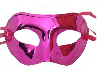Máscara Veneziana Simples - Pink