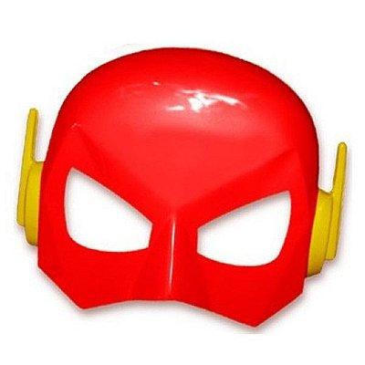 Máscara Plástica Meio Rosto - Flash
