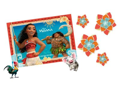 Kit Decorativo - Moana