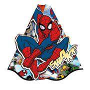 Chapéu de Aniversario Homem Aranha